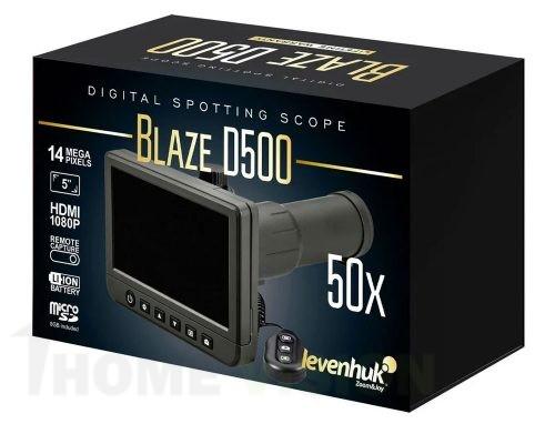 Цифрова зрителна тръба Levenhuk Blaze D500