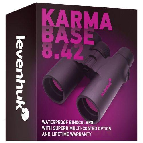 Бинокъл Levenhuk Karma BASE 8×42