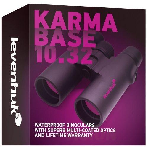 Бинокъл Levenhuk Karma BASE 10×32