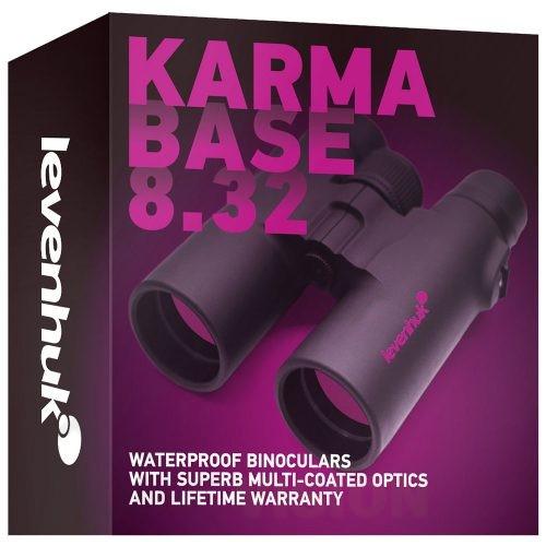 Бинокъл Levenhuk Karma BASE 8×32