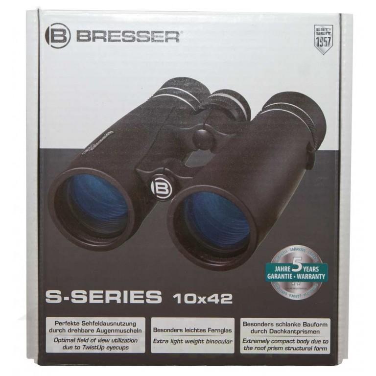 Бинокъл Bresser S-Series 10x42