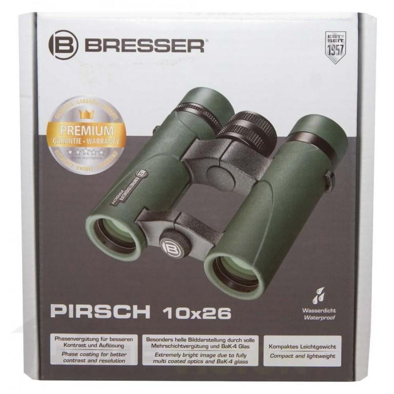 Бинокъл Bresser Pirsch 10x26