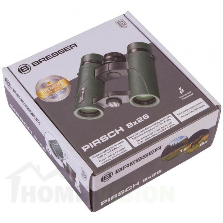 Бинокъл Bresser Pirsch 8x26