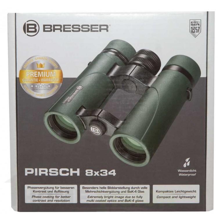Бинокъл Bresser Pirsch 8x34