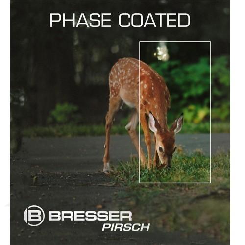 Бинокъл с фазово покритие Bresser Pirsch 10 x 42