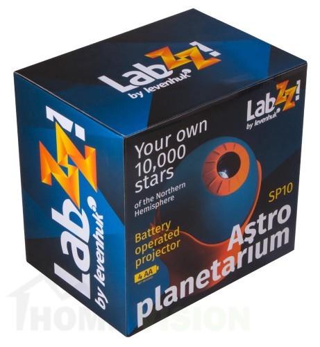Детски астропланетариум Levenhuk LabZZ SP10