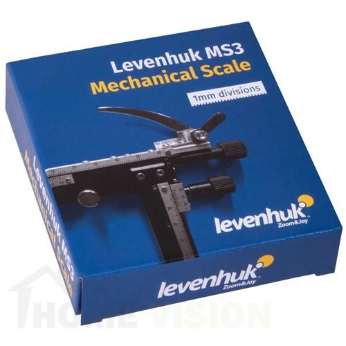 Механична скала Levenhuk MS3