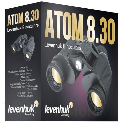 Бинокъл Levenhuk Atom 8×30