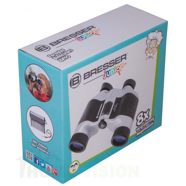 Бинокъл за деца Bresser Junior 8x40