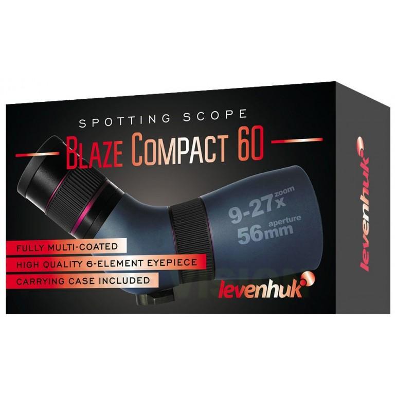 Зрителна тръба Levenhuk Blaze Compact 60