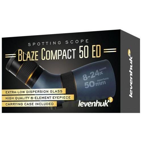 Зрителна тръба Levenhuk Blaze Compact 50 ED
