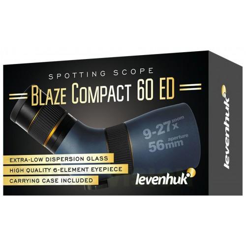 Зрителна тръба Levenhuk Blaze Compact 60 ED