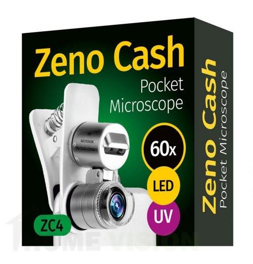 Джобен микроскоп Levenhuk Zeno Cash ZC4