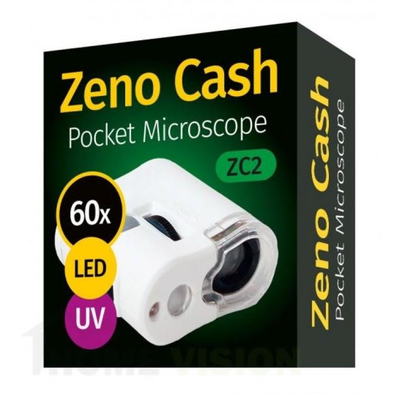 Джобен микроскоп Levenhuk Zeno Cash ZC2