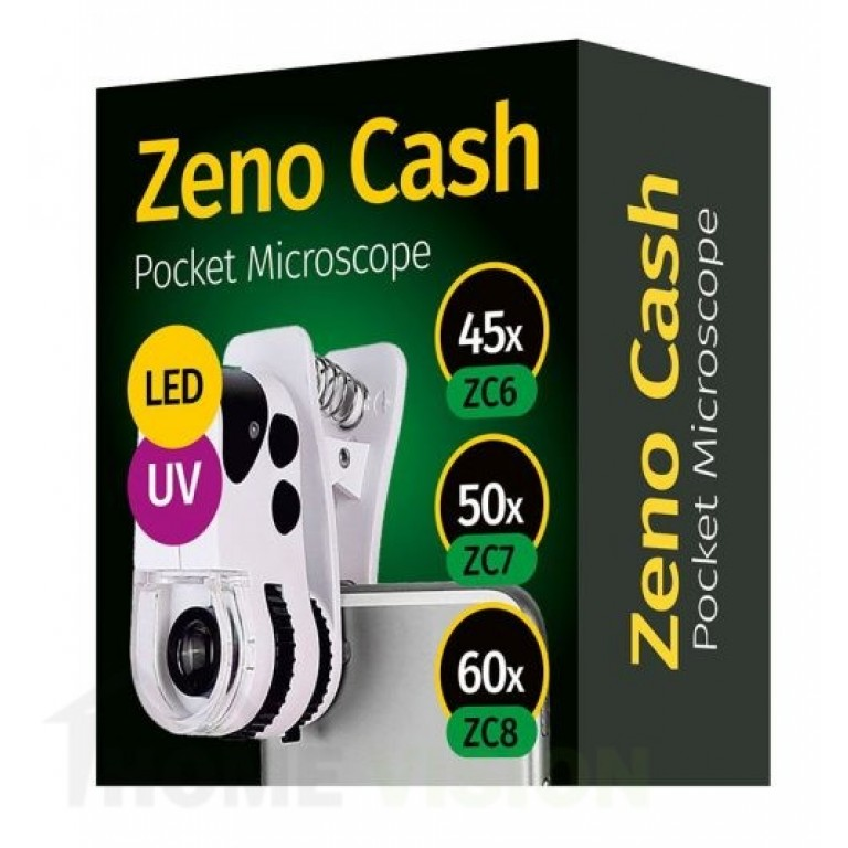 Джобен микроскоп Levenhuk Zeno Cash ZC6