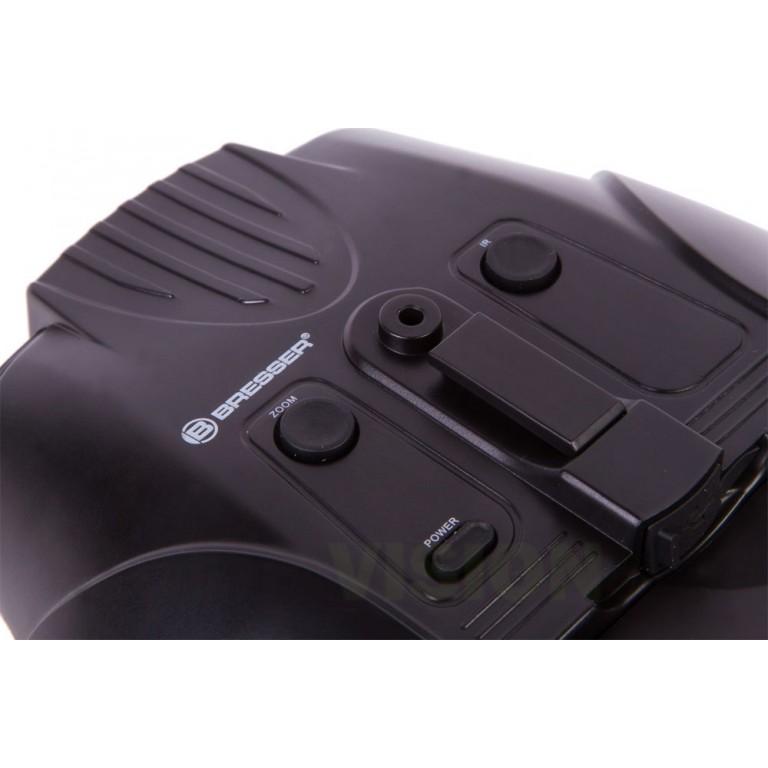 Цифров бинокъл за нощно виждане Bresser 1–2x с монтиране на главата