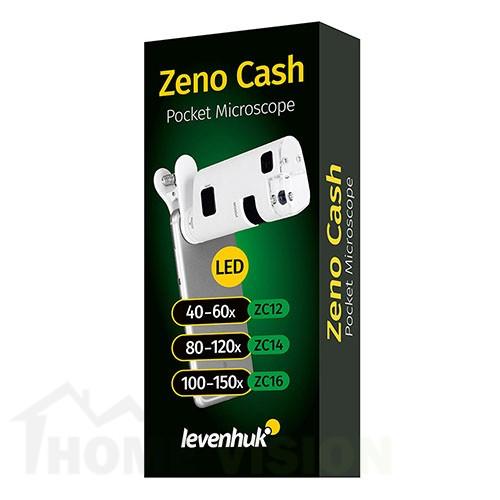 Джобен микроскоп Levenhuk Zeno Cash ZC14