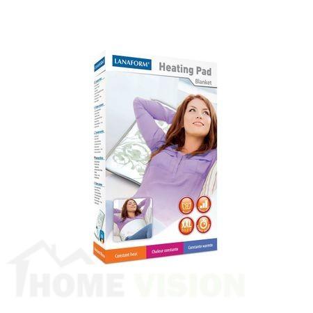 Електрическа затопляща подложка за легло Lanaform Heting pad