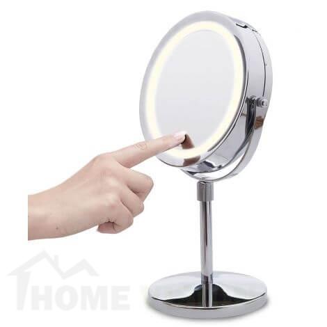 Козметично огледало Lanaform Stand Mirror X10