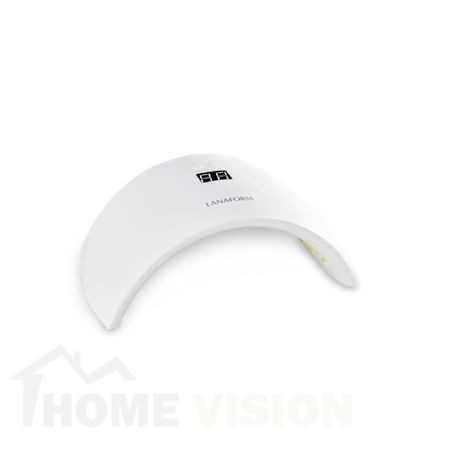Лампа за маникюр LED UV гел LANAFORM Nail Lamp