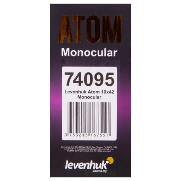 Mонокъл Levenhuk Atom 10x42