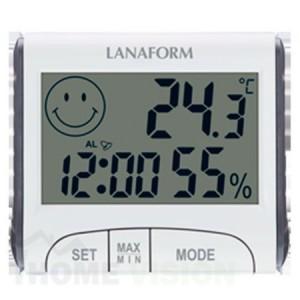 Цифров термометър-хигрометър LANAFORM