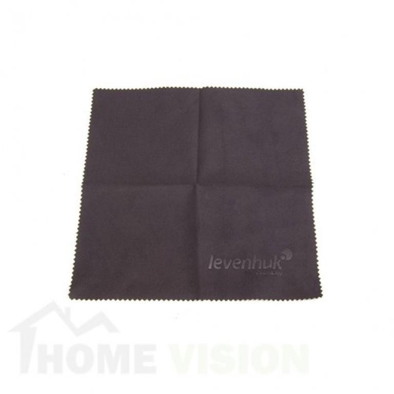 Kърпичка за почистване на оптика Levenhuk