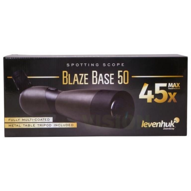 Зрителна тръба Levenhuk Blaze BASE 50