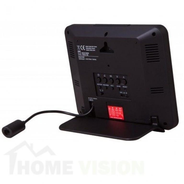 Bresser 5-в-1 метеорологична станция с цветен дисплей черна