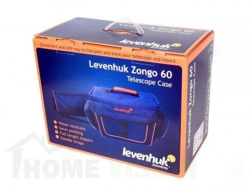 Калъф за телескоп Levenhuk Zongo 60 малък син