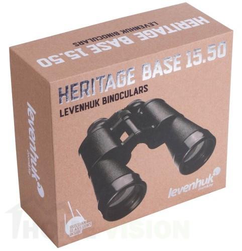 Бинокъл Levenhuk Heritage BASE 15×50