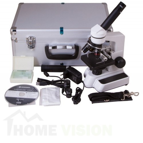 Микроскоп Bresser Erudit MO 20–1536x ST