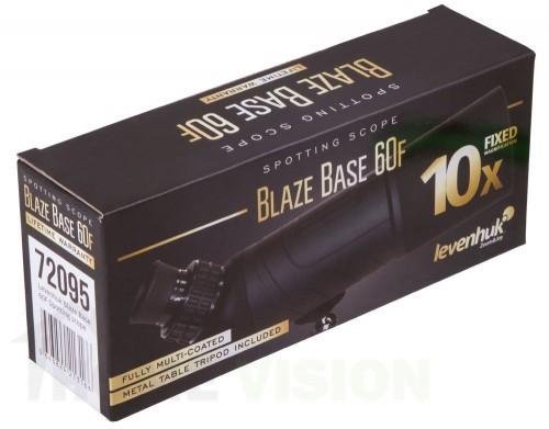 Зрителна тръба Levenhuk Blaze BASE 60F