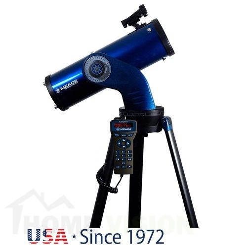 Рефлекторен телескоп Meade StarNavigator NG 114 mm