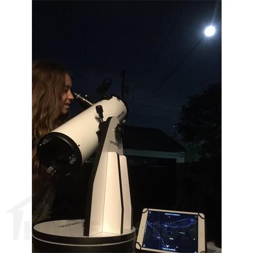 Нютонов телескоп Meade LightBridge Mini 130 mm