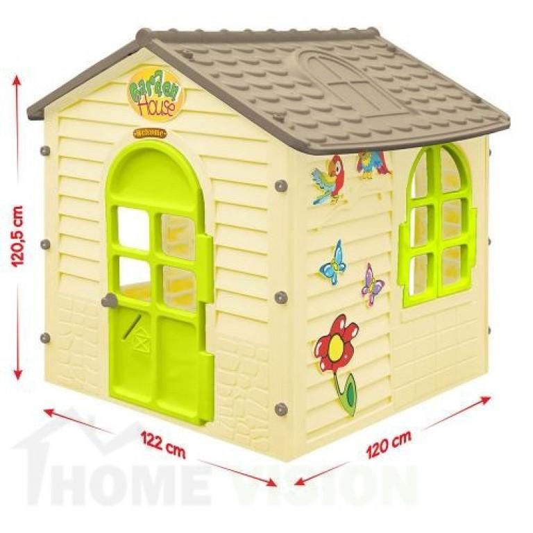 Малка къща