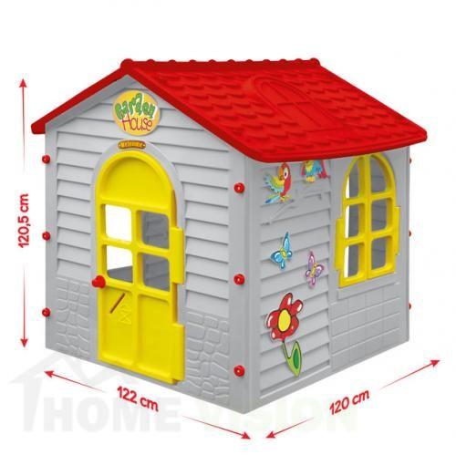 Малка къща за игра
