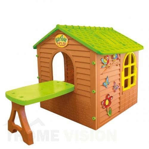 Къща с маса