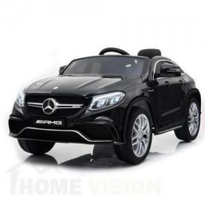Акумулаторен джип Mercedes AMG GLE63 Coupe металик