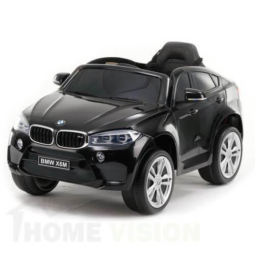 BMW X6M Черен