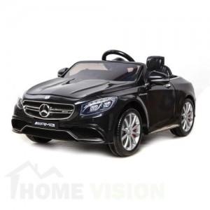 Акумулаторна кола Mercedes-Benz S63 металик
