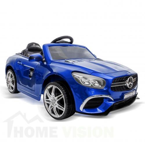 Акумулаторна кола Mercedes SL63 металик
