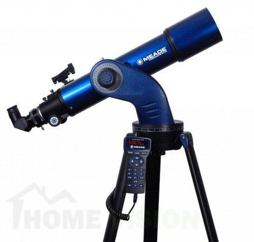 Рефракторен телескоп Meade StarNavigator NG 102 mm