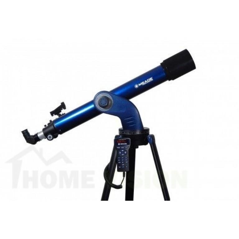Рефракторен телескоп Meade StarNavigator NG 90 mm