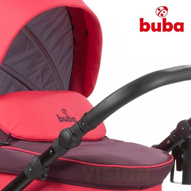 Бебешка количка 3в1 Buba Bella 706