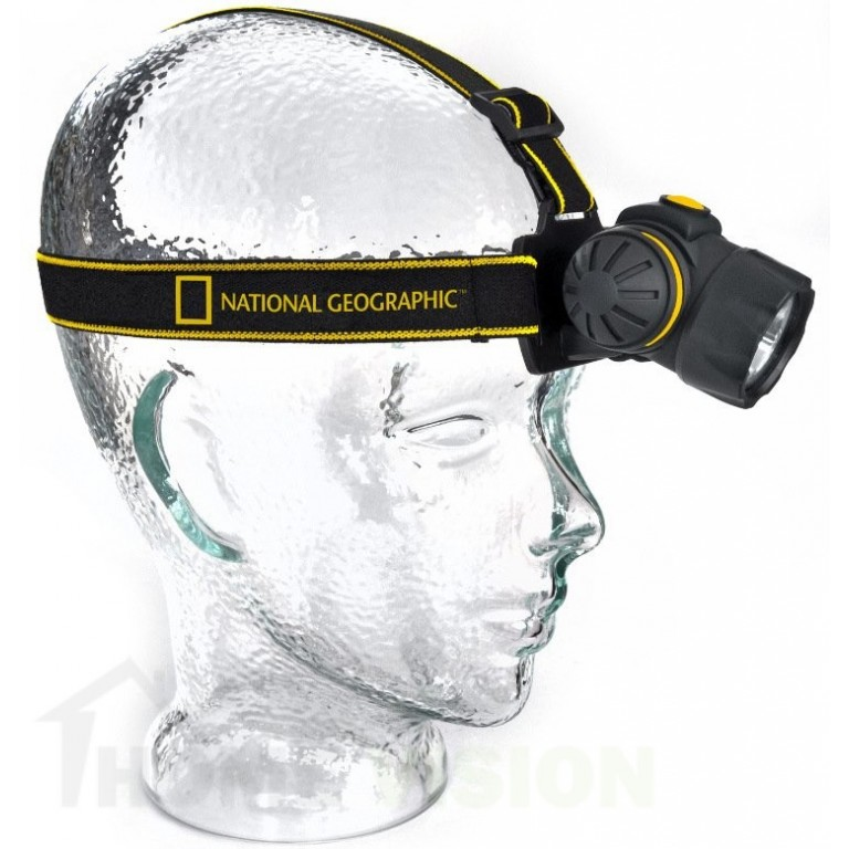 Светодиоден фенер за глава Bresser National Geographic