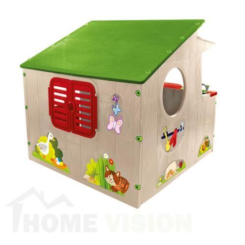 Къща с кухня