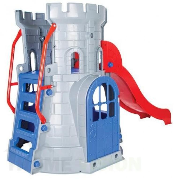 Пързалка замък