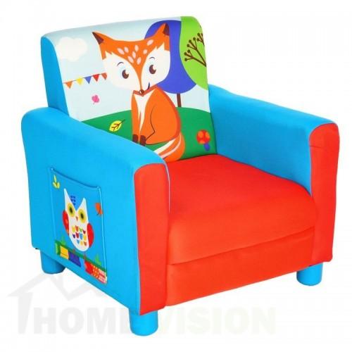 Детски фотьойл Delta Children Горски животни