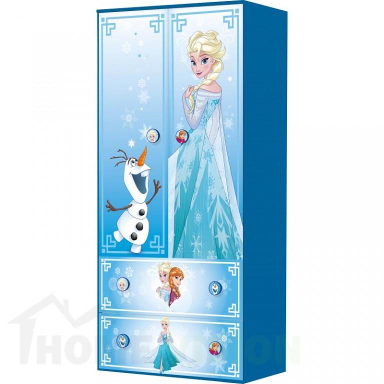 Детски гардероб Замръзналото кралство